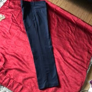 IZOD Boy's  Navy Blue Trouser 14 Regular